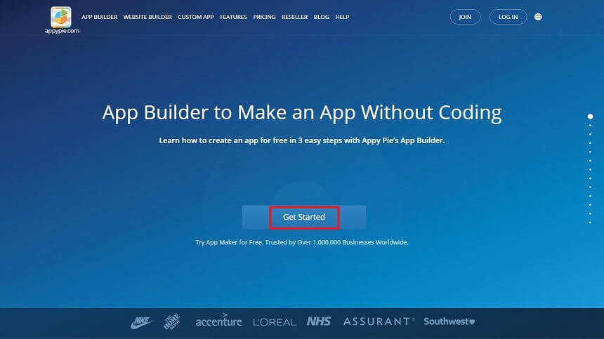 create an app for free